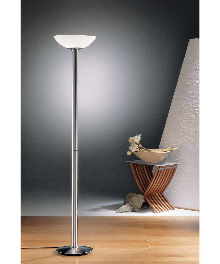 Brightech Sky Led Torchiere Floor Lamp Review Lamppedia