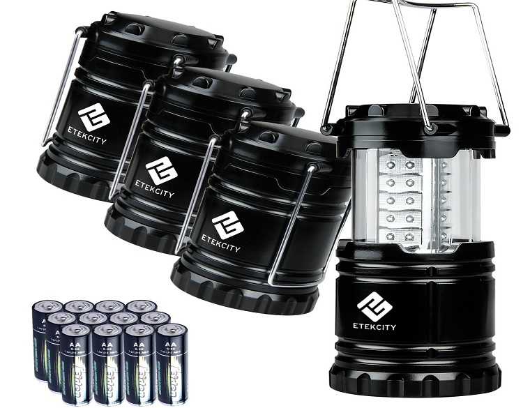 Solar Powered Camping Lanterns Reviews Inflatable